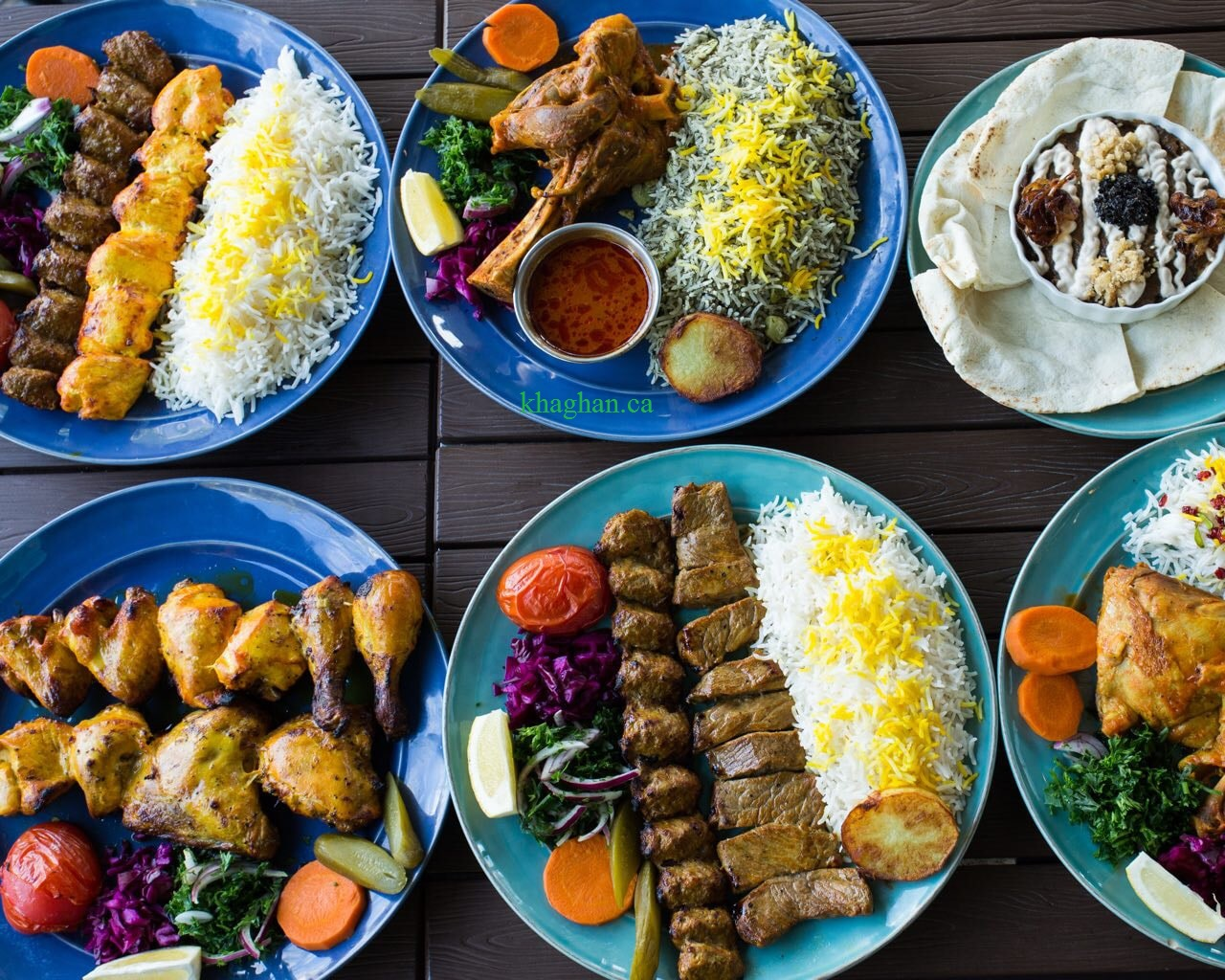 Persian Restaurant vancouver